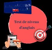 Test de niveau d'anglais